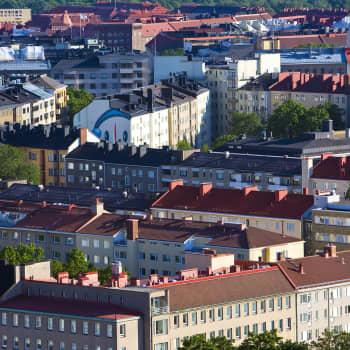 """Suomi on suurkaupungistumassa - """"Kaupunkipolitiikan on näyttävä seuraavassa hallitusohjelmassa"""""""