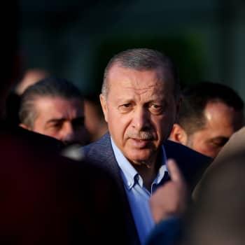 Millainen mies on Recep Tayyip Erdogan?