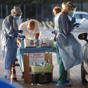 Eurooppa taistelee rajoituksilla uudelleen kiihtyvää koronapandemiaa vastaan