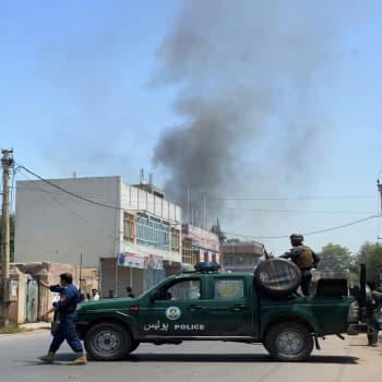 Suomen Afganistanin-lähettiläs: Sota ei ole niin kuuma kuin voisi kuvitella