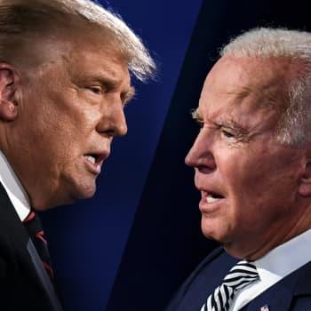 Republikaanisessa Arizonassa taiteillaan nyt Bidenin ja Trumpin välillä