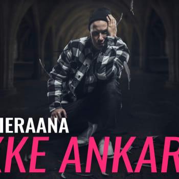 YleX Aamu: Vieraana Nikke Ankara: Rikkinäinen prinsessa on tositarina ystäväni elämästä