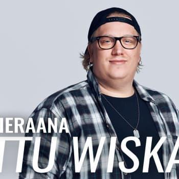 Vieraana Arttu Wiskari: En nukkunut omaa Vain Elämää -päivääni ennen yhtään