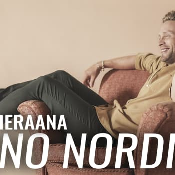 Reino Nordin vieraana: Cara Mia -levyltä löytyy biisit kaikille rakkaimmilleni