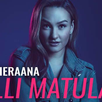 YleX Aamu: Vieraana Nelli Matula: Viime vuonna YleXPopissa oli mahtavaa