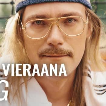 Stig vieraana: Uudella albumilla kuullaan vaikutteita useilta eri suomalaisilta artisteilta