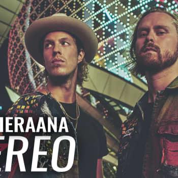 Stereo vieraana: Biiseillämme tulee olemaan mukana paljon suomalaisia eturivin artisteja