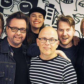 YleX Aamu: Kummeli-näyttelijät: Meistä sanottiin että ollaan suomalaisen huumorin häpeä