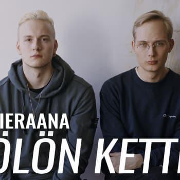 YleX Aamu: Vieraana Töölön Ketterä: Aluksi tuntui, ettei kokonaista levyä tarvitse tehdä