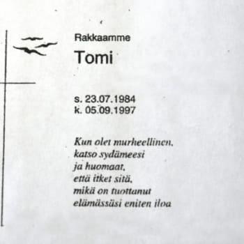 YLE Turku: Oman pojan kuolema saa äidin muistuttamaan päättäjiä koulukiusaamisesta