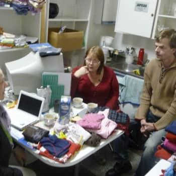 YLE Turku: Mammat ja Papat on lapsiperheiden VPK