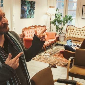 """Miten Turkuun saadaan kaupunkikulttuurin renessanssi koronan jälkeen? HUB Turun Artturi Elovirta: """"Nyt on kulttuurin momentum!"""""""