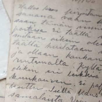 YLE Turku: Kirjeiden mukana katoaa historiankirjoitusta