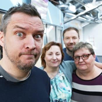 """Kallen Kantapöytä: Toriparkista matkailuvaltti – joko """"kuappatorilt"""" saa uusii perunii?"""