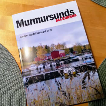 Rekordtjockt nummer av Murmursunds allehanda