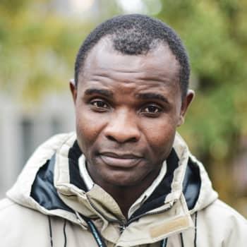 Ilunga Chimanga om sin resa som flykting från Kongo till Finland