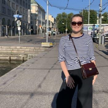 """Beata känner sig redo för studiestart efter struligt inträdesprov: """"Infon kom sent och att skulle ske på distans"""""""