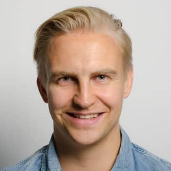 Janne Grönroos blev fadder som julens goda gärning
