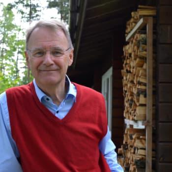 """""""Att bygga i trä är det enda rätta"""" - men det kräver kunnande, säger arkitekten"""