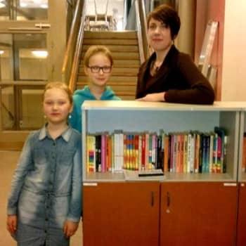YLE Helsinki: Vantaalla lapset toimivat asiantuntijoina