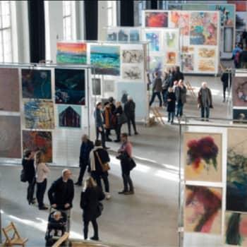 Teosvälitys kokoaa taiteilijat ja ostajat yhteen – niin tekee myös uusi verkkopalvelu Taiko