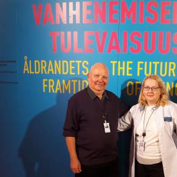 YLE Helsinki: Ikääntyminen - uhka ja mahdollisuus