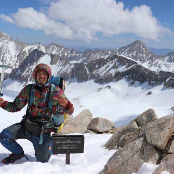 22-vuotias Aatu Murtomäki käveli Amerikan halki etelästä pohjoiseen
