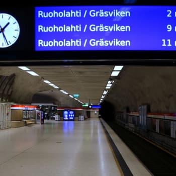 YLE Helsinki: Näin kuljet metrossa - perusohjeet vasta-alkajalle