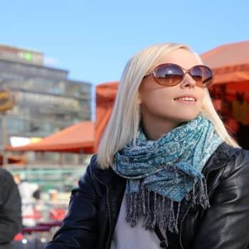YLE Helsinki: Aili Ikonen tekee harvinaista musiikkia - suomeksi laulettua jazzia
