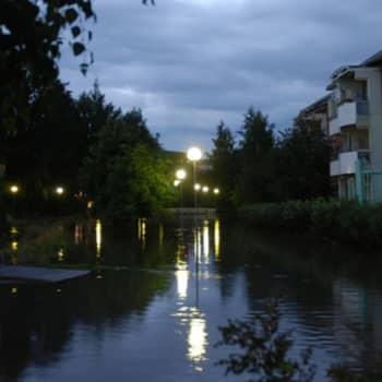 YLE Helsinki: Kuka vastaa, kun kaupungin viemäri tulvii?