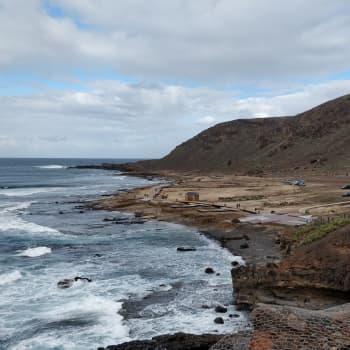 Parikymppinen Jenni osti menolipun Gran Canarialle ja jäi sille tielle - koti-Porvoosta hän kaipaa eniten saunaa