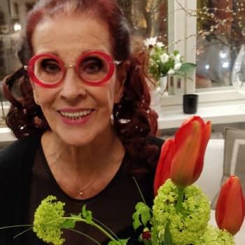 92-vuotias Aira Samulin nauttii yksin elämisestä: En halua ketään kanssani asumaan!