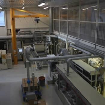 YLE Helsinki: Suomen ainoa purukumitehdas sijaitsee Karkkilassa