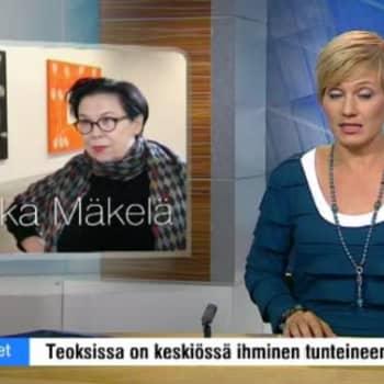 YLE Helsinki: Metallikeräysauto jälleen liikkeellä