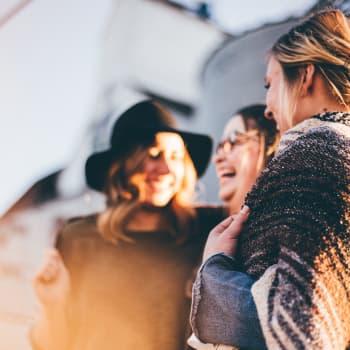 Onnellisuutta ei ole ilman toimintaa, sanoo psykologi Jouni Luukkala