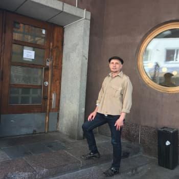 Kaupunkiopas Juhani Styrman kertoo rouhean ja inspiroivan Kallion katujen värikkäät tarinat