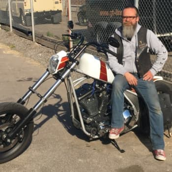 Custom-moottoripyöriä ei tehdä palkintojen vaan yhteisöllisyyden vuoksi