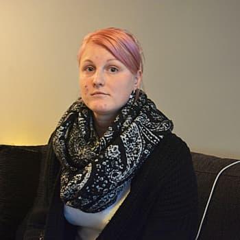 """""""Det tog tio år att våga tänka på det som hänt"""" - Heidi var 17 år då hon blev våldtagen"""