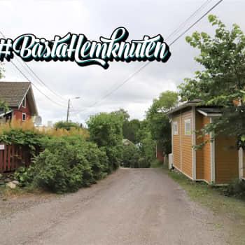 Bästa hemknuten i Svenskfinland: Raunistula i Åbo