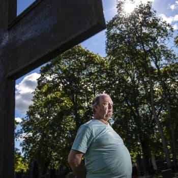Kai Ekbom berättar om sin soldatförfader