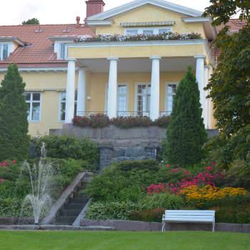 Villa Furuvik - en riktig pärla i hjärtat av Pargas