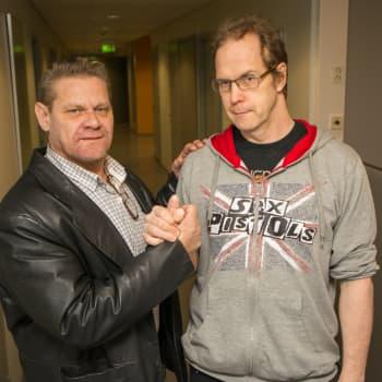 """YLE Savo: Boogie Mustonen: """" Nautin kaikista pienistä hetkistä"""""""