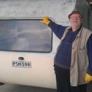 """YLE Savo: Oiva Lohtander: """"Satavuotiaallekin löytyy vielä töitä"""""""