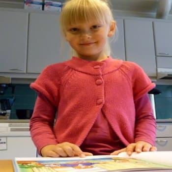 YLE Savo: Keliakiadiagnoosin varmistuminen oli Helmin perheelle helpotus