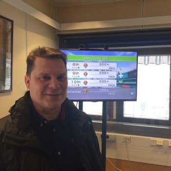 Radio Suomi Kuopio: Ari-Pekka Nikkola: Työrauha päävalmentaja Andreas Mitterille