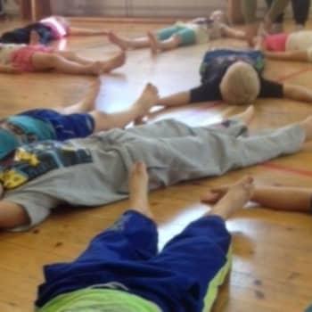 YLE Savo: Taideopetusta pienille kyläkouluille