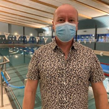 Liikuntapaikkojen koronasulku hyödynnetään huoltotöihin esimerkiksi uimahalleissa