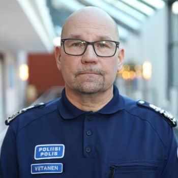 Hämeen poliisi sai uuden poliisipäällikön - Milloin istuit viimeksi poliisiautossa Marko Viitanen?