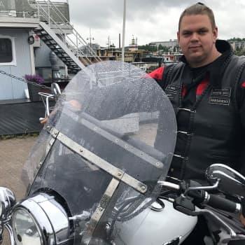 Moottoripyöräharrastus on elämäntapa, johon kuuluu vahvasti yhteisöllisyys
