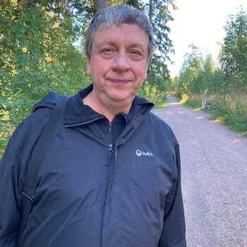 Luontopolulle esteettömästi - Lahden terveysmetsästä pääsee haastavammillekin poluille
